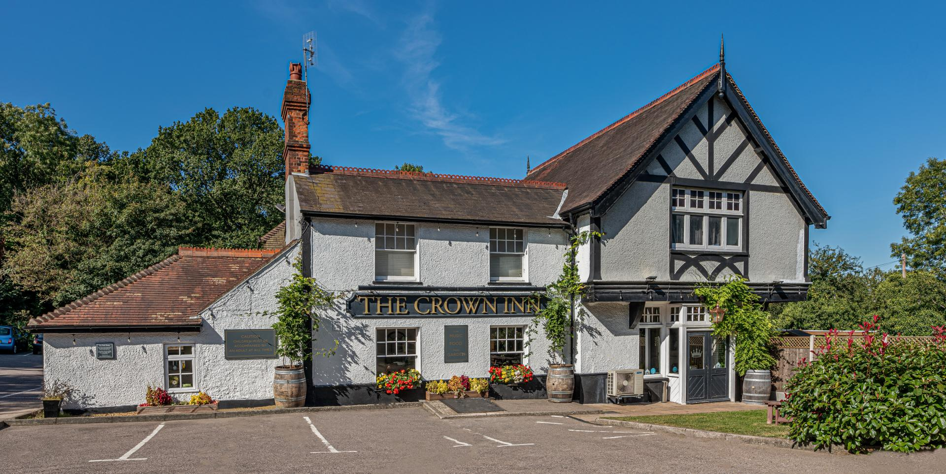 Crown Inn, Keston